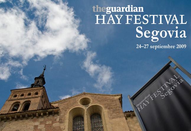 Blog Hay Festival Segovia 2009