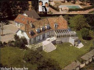 Fun On The Net Michael Schumacher House