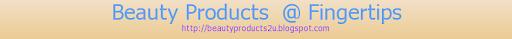Beauty Products 2 U !