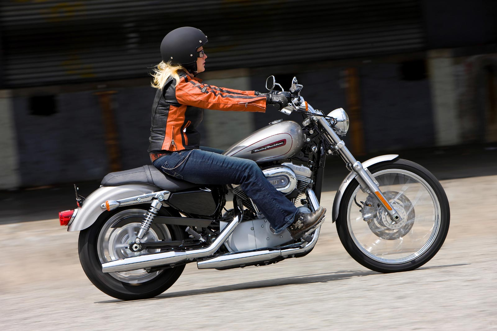 harley davidson sportster 883