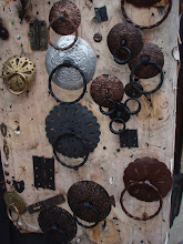 Traditional Bosnian door-knobs