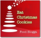 Food Blogga's Eat Christmas Cookies