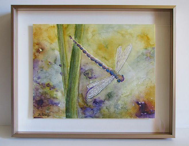 ArtByCrain: Review~Cirrus Floating Picture Frame~Update