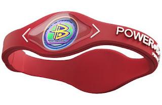 test du bracelet power balance