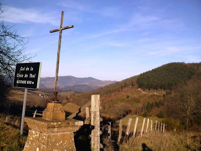 col de la croix de thel