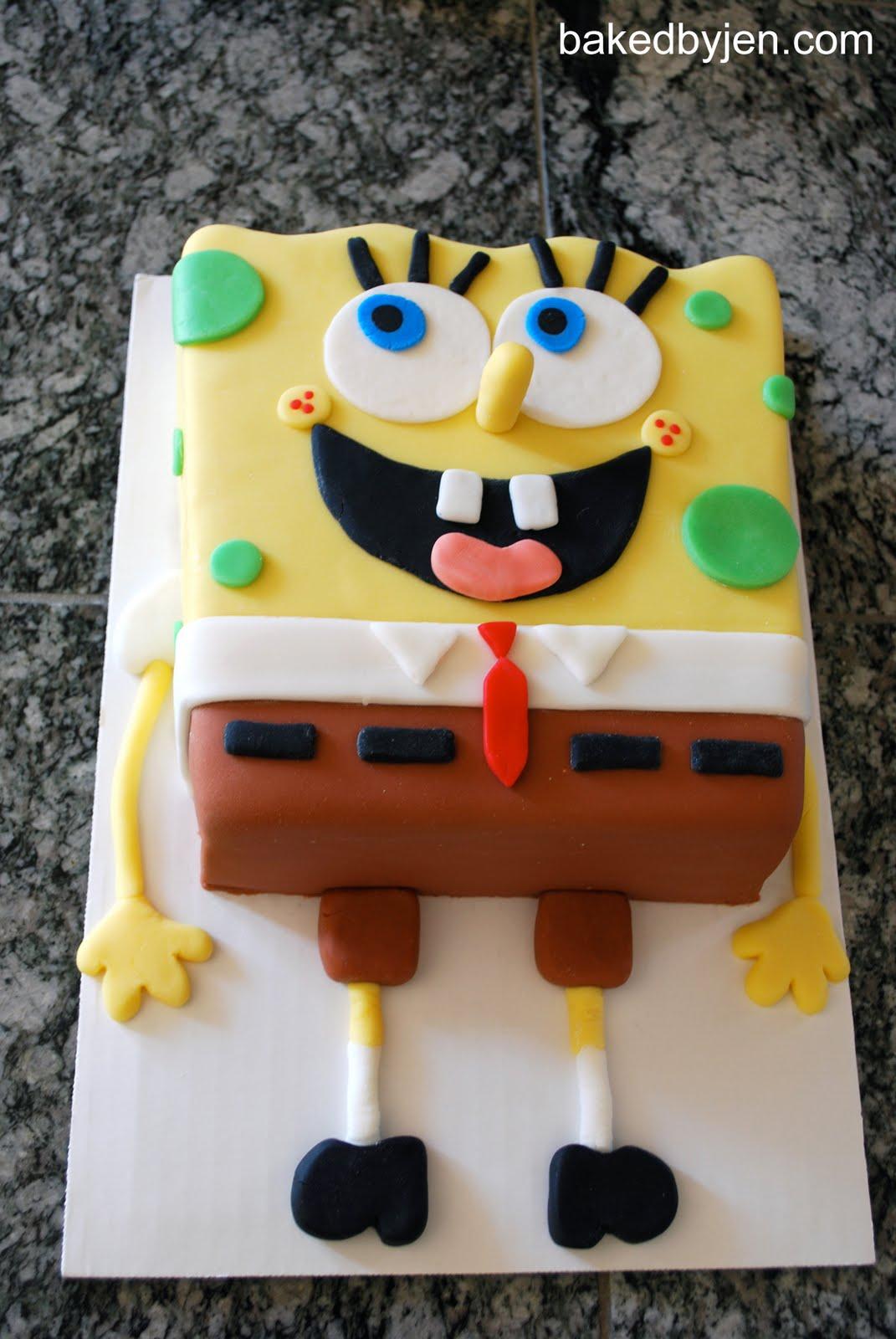 sponge bob square pants cake recipe best cake recipes