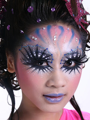 fantasy makeup gallery. fantasy makeup photos.