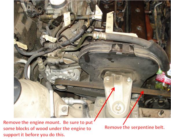 Bezalel's Apprentice Replacing The Head Gasket On A 2004 Suzuki