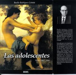 Las adolescentes. Poesía 1986-1986