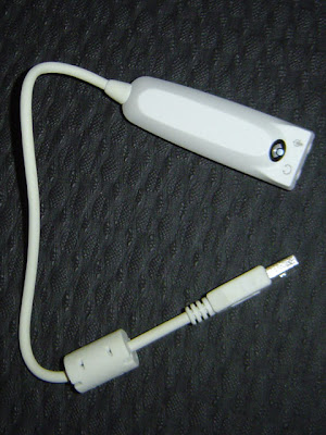 USB headphone and mic adapter