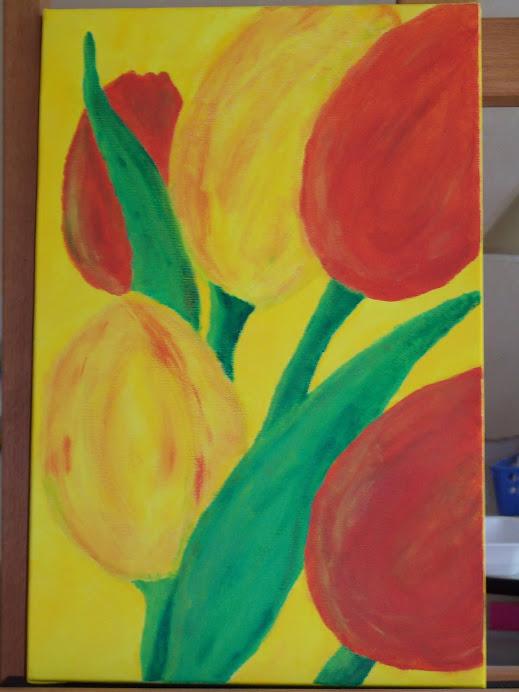 Les tulipes illogiques