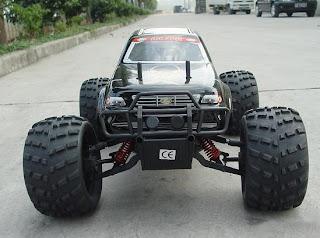 mobil terbaik Big foot CE Mini