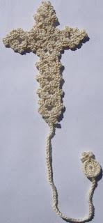 Filet crochet bookmark pattern. - Crafts - Free Craft Patterns