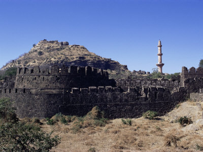 Daulatabad fort photo
