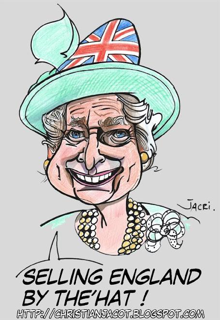 Queen Elisabeth - Madame chapeau