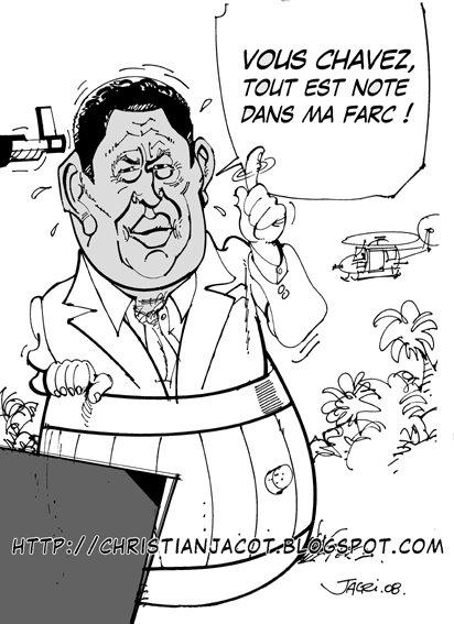 Hugo Chavez - Farc'paitement