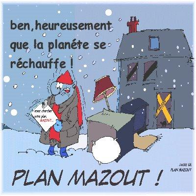 PLANS MAZOUT.