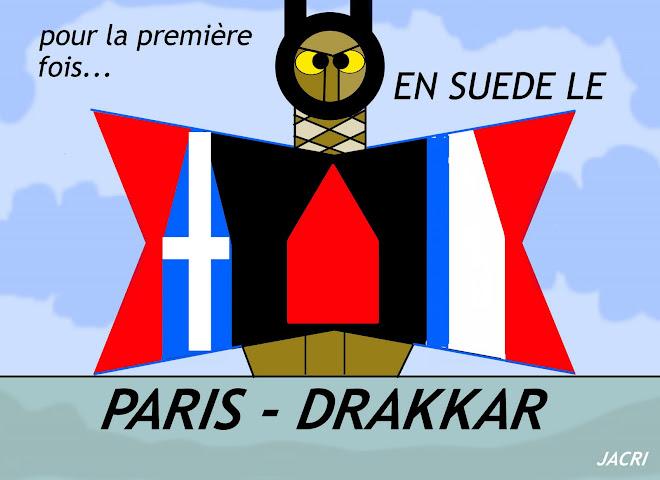 PARIS/DRAKKAR