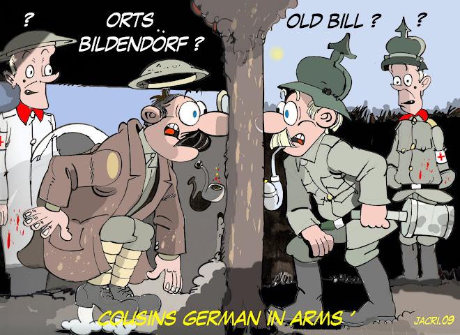 COUSINS GERMAINS