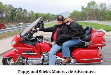 Pappy and Slick's Motorcycle Adventures