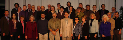 Faculty/Staff honored for employment milestones