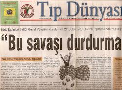 TIP DÜNYASI 2003