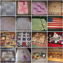 2008 Quilt Projects Completed