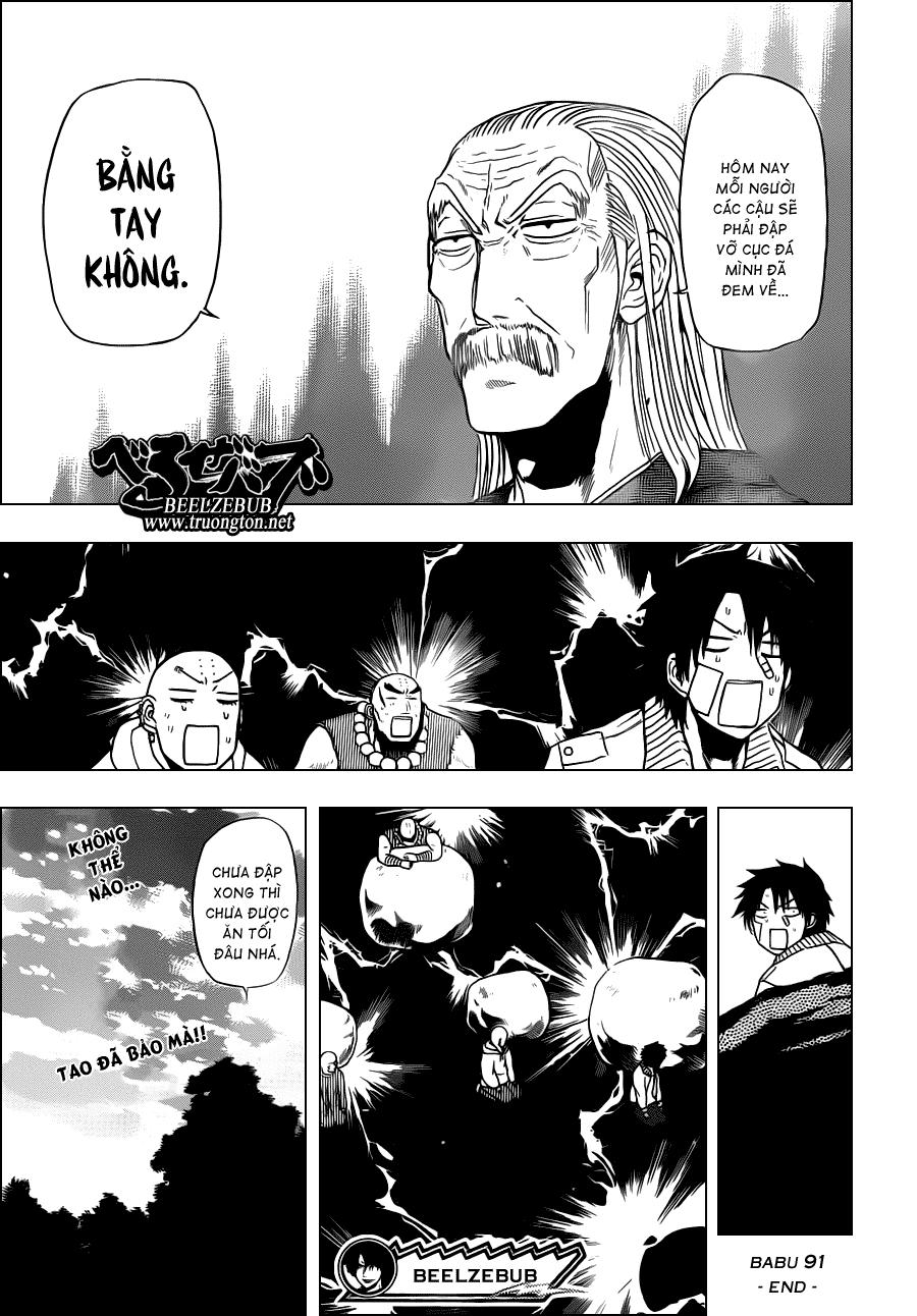 Vua Quỷ - Beelzebub tap 91 - 20
