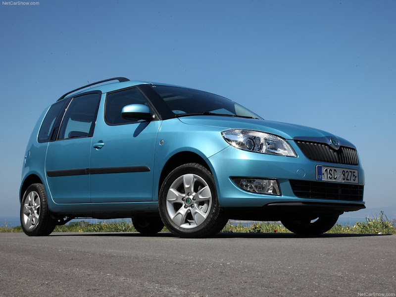 2011 Skoda Roomster specifications and features with price details picture cars review
