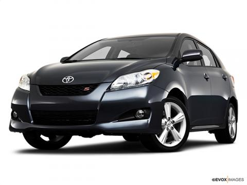 toyota matrix 2011 model