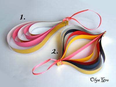 Схемы воротнички из бисера своими руками