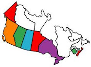 Provinces We have Visited in Canada Since We Became Fulltimers