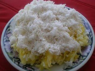 cara membuat kue donat dari singkong