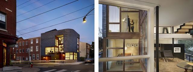 Proyectosinergias Casa Partida En Philadelphia