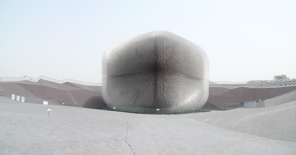 Thomas Heatherwick - Royal Academy