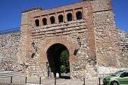 Puerta de san Esteban (Burgos)