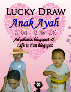 Lucky Draw Anak Ayah-Ady Shariz