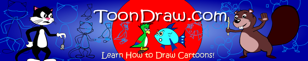 ToonDraw: Learn How to Draw Cartoons