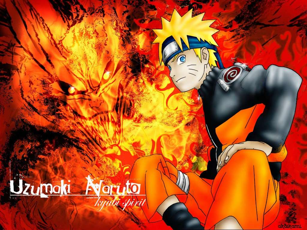 attacked the village of Konoha . All of Konoha ninja fighting