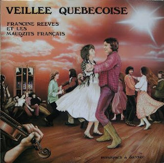 Cover Album of Francine Reeves
