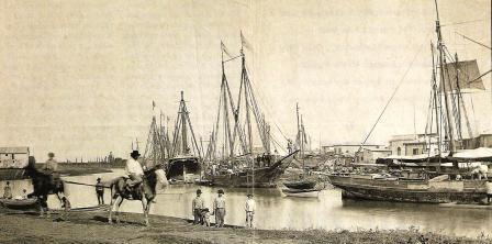Mi otra pasión . . . los barcos antiguos.