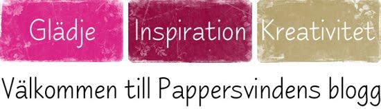 Välkommen till Pappersvindens blogg