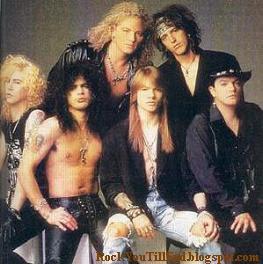 Guns N' Roses Band Members