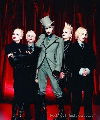 Marilyn Manson Band members