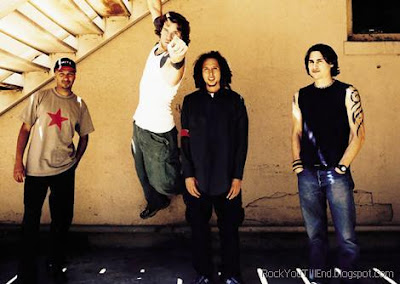 Rage Against The Machine members