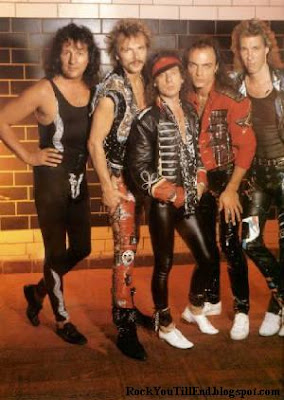 Scorpions Band Members