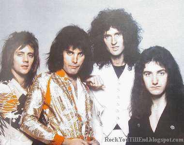Rock Band Queen