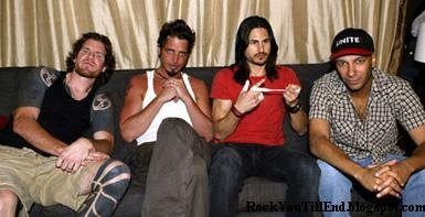 Audioslave band