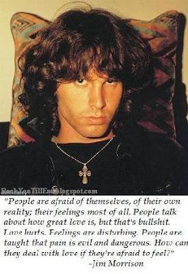 Jim Morrison poem