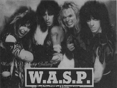 Rock band W.A.S.P